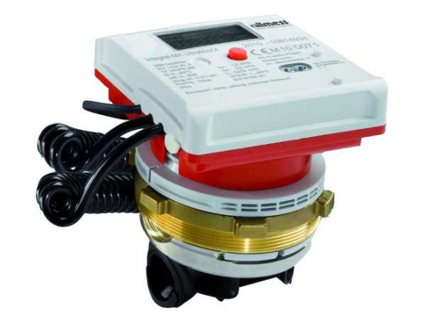 Allmess Wärmezähler INTEGRAL MK UltraMaXX Qp 1,5