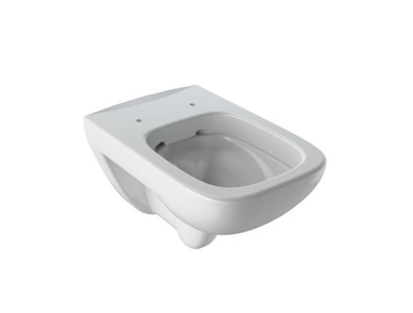 Wand Tiefspül-WC Renova Nr. 1 Plan weiß randlos