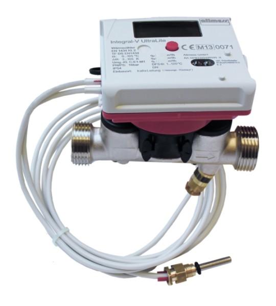 Allmess Wärmezähler Integral V UltraLite Qp1,5