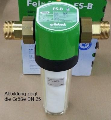 Grünbeck GENO Feinfilter Typ FS-B 11/4 DN 32