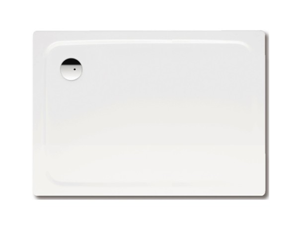 Brausewanne 100x140x4,3 cm weiß