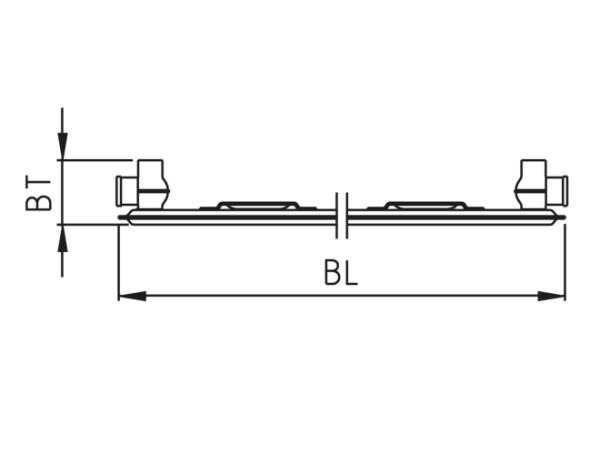 Kermi Profil-K FK0 10 750 x 400