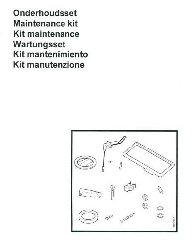 Service-Set C für GS 15/25/GSC
