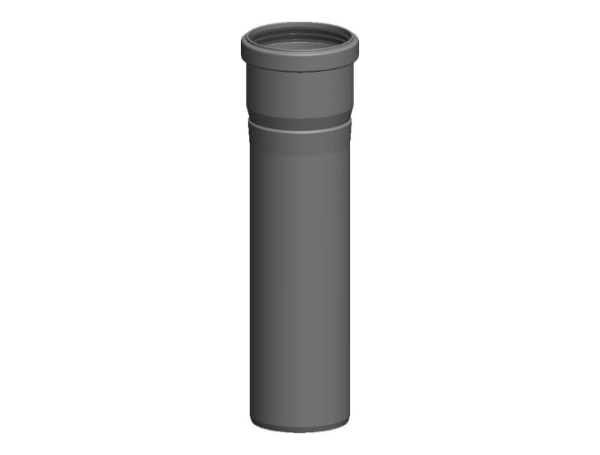 ATEC Rohr DN 100 500 mm