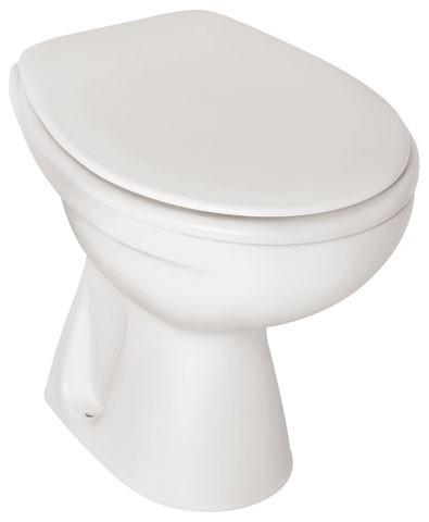 Ideal Standard Stand-Tiefspül-WC Eurovit weiß IS
